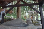 荘川神社(岐阜)07
