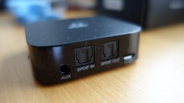 Bluetooth トランスミッター & レシーバー