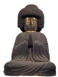 五劫思惟阿弥陀仏坐像(東大寺)