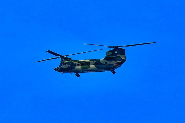 チヌークCH-47