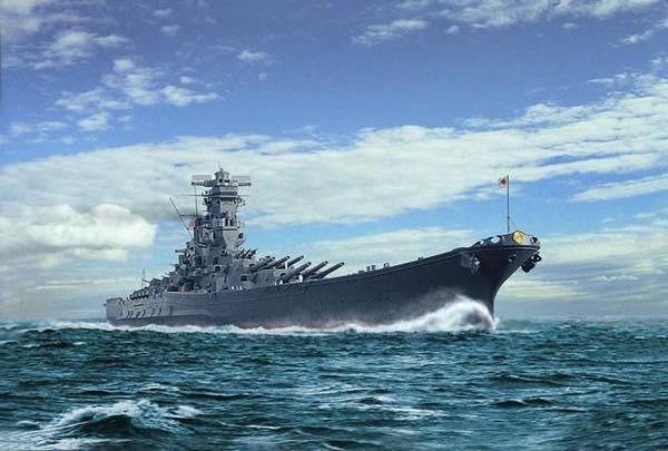 20180815 戦艦大和