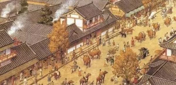 20181012 唐代長安東市想像図
