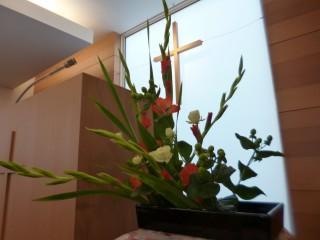花と講壇30