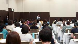 日本栄養士会セミナーin熊本_セミナーの模様