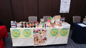 日本栄養士会セミナーin熊本_展示物の数々