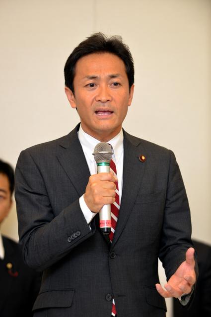 玉木雄一郎 国民民主党