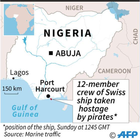 海賊 ナイジェリア スイス 永世中立国