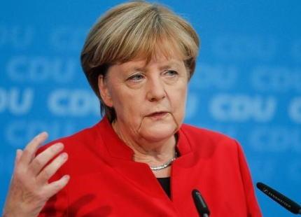 ドイツのメルケル首相、難民の本国送還について取り組みを強化すると表明