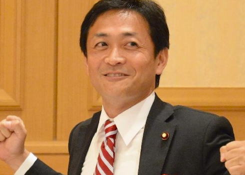 国民民主党・玉木雄一郎代表「あと4年ぐらいで政権を取りたいです。そしてあと10年ぐらいで国のトップになりたいです」