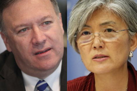 米・ポンペオ国務長官「いったい何を考えているのか」 韓国・康京和外相に激怒 … 南北首脳会談で軍事分野について勝手に合意