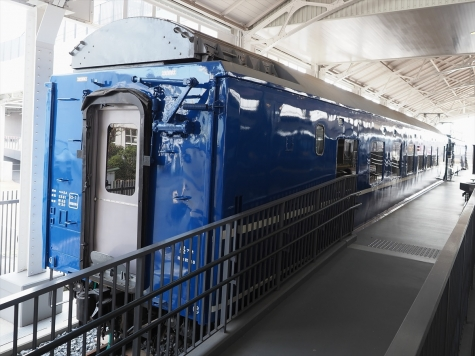 24系客車 オロネ24形 A寝台車【京都鉄道博物館】