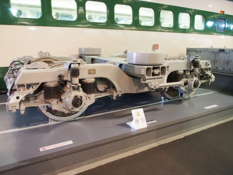 新幹線 200系 電車【鉄道博物館】