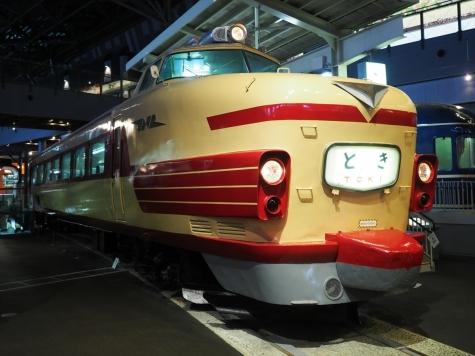 181系 クハ181形 電車 特急「とき」【鉄道博物館】