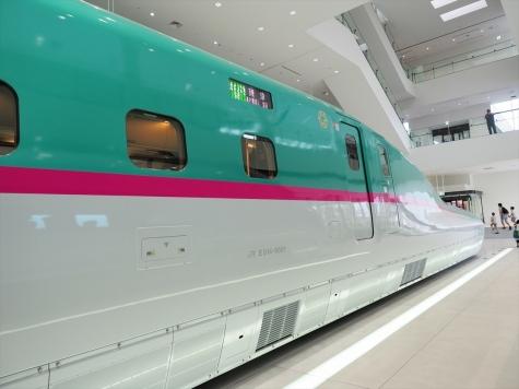 新幹線 E5系 電車【鉄道博物館】