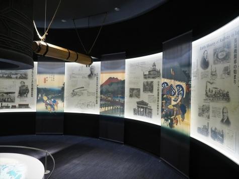 歴史ステーション【鉄道博物館】
