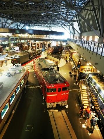 車両ステーション【鉄道博物館】