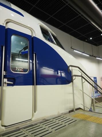 新幹線 0系 電車【鉄道博物館】