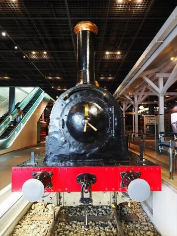 1号機関車(150形式)【鉄道博物館】