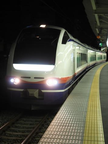 JR東日本 E653系1100番台 特急しらゆき10号【新潟駅】