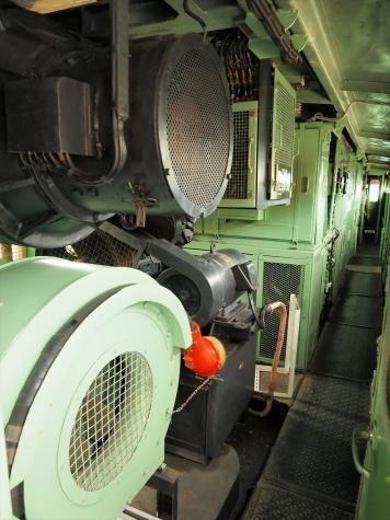 交流電気機関車 ED76 509【小樽市総合博物館】
