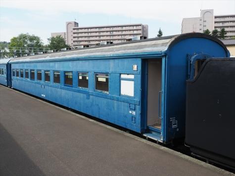 スハ43系客車 スハ45形 三等客車【小樽市総合博物館】