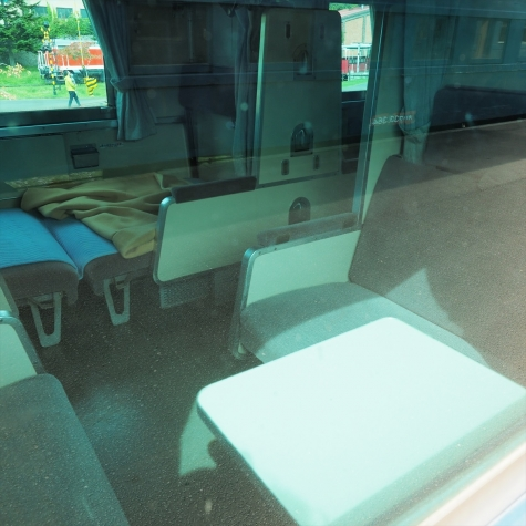 マニ30形 荷物客車【小樽市総合博物館】