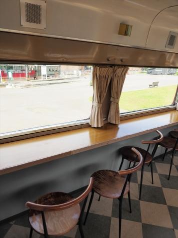 特急形気動車 キシ80形 食堂車【小樽市総合博物館】