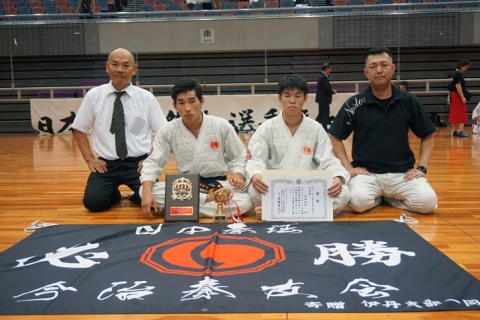 2018日本拳法総合選手権大会
