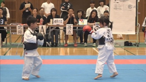 (NEWS)2018日本拳法愛媛県選手権大会