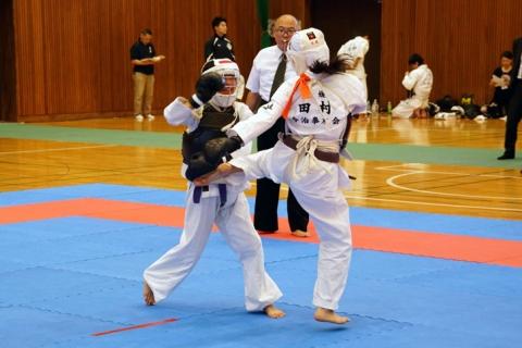 モモの応援歌 A Fight Song for MOMO in 日本拳法愛媛県大会