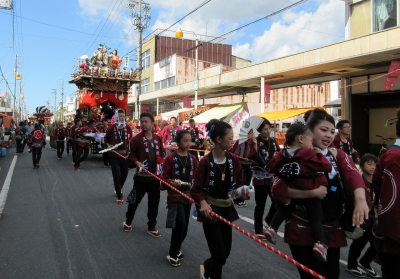 掛川大祭り5