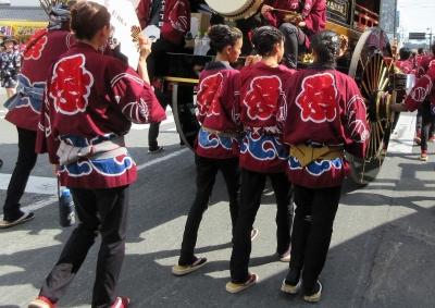 掛川大祭り10