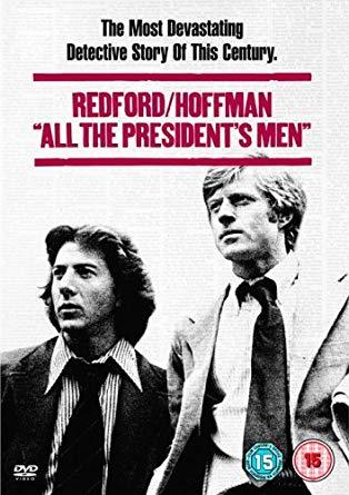"ON AIR#4122 ""ALL THE PRESIDENT'S MEN(1976)"""
