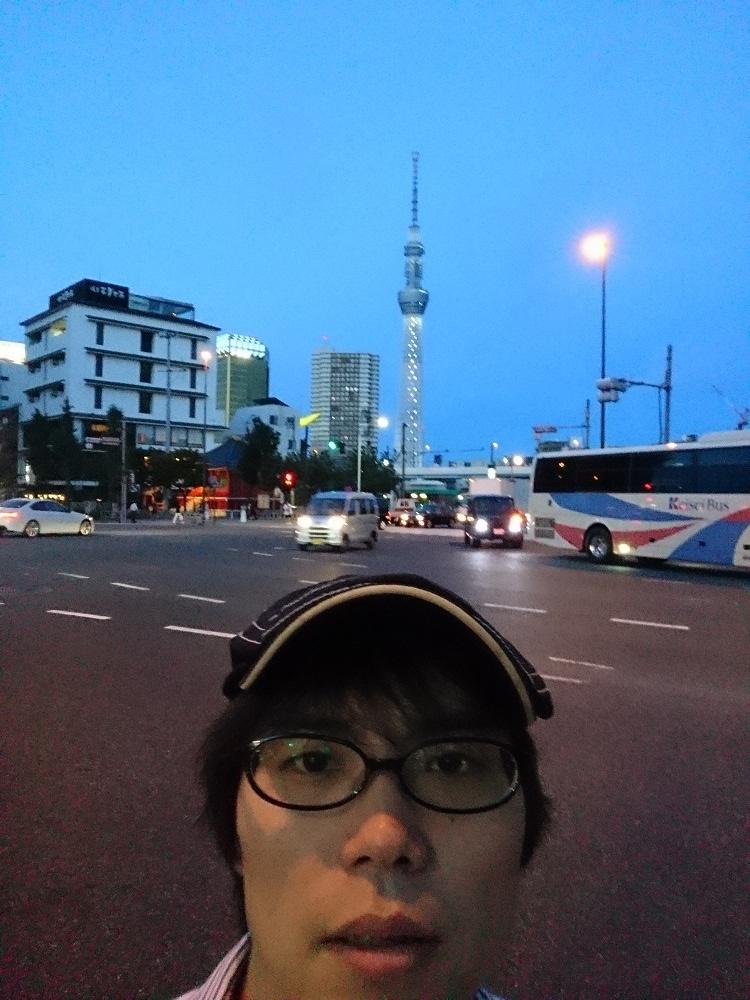 "ON AIR#4125 ""Asakusa Tower"""