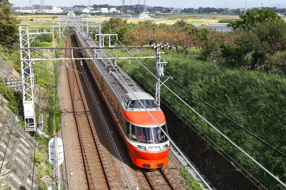 18/10/06_LSE車「M78星雲号」_鶴巻温泉