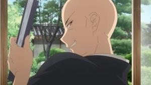 モリアーティ役の円生