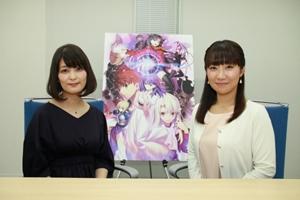 川澄綾子と下屋則子