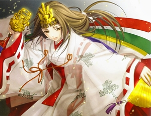 現代調玉依姫