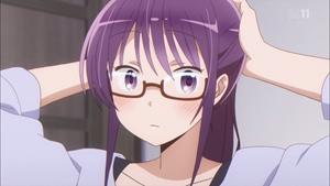 眼鏡の琉姫