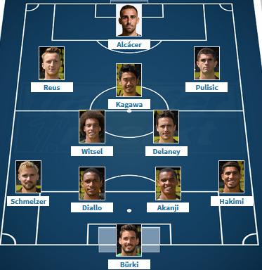 dortmun Bayer 04 Leverkusen Buli 06