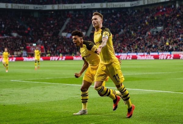 Bayer Leverkusen 2 - 4 Borussia Dortmund 2018
