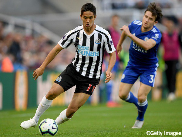 Muto needs to start Newcastle United fans