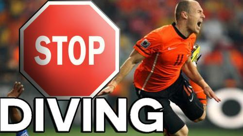 stop diving