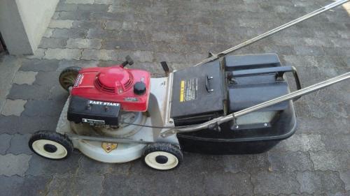 芝刈り機メンテ (3)
