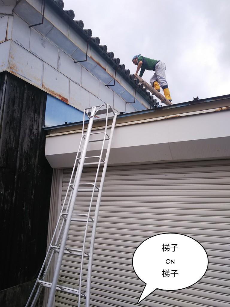 梯子on梯子