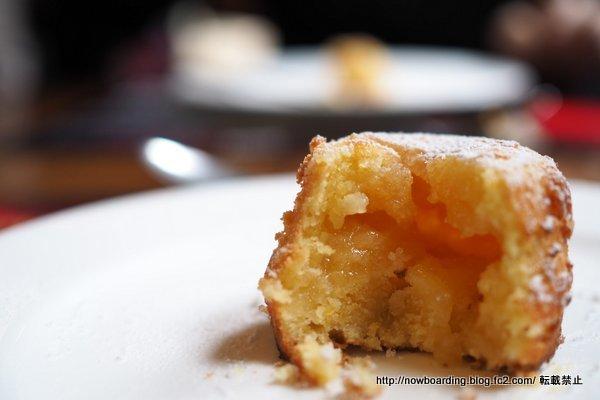 レイチェル・クーのスペシャルランチ レモンケーキ
