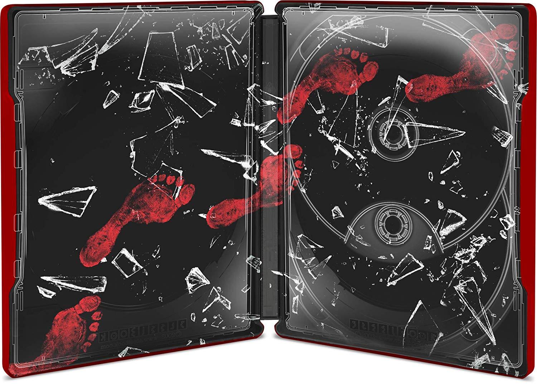 ダイ・ハード 製作30周年記念版 4K ULTRA HD+ブルーレイ スチールブック DIE HARD steelbook