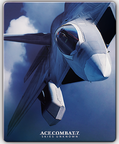 エースコンバット7 スチールブック ACE COMBAT™ 7: SKIES UNKNOWN COLLECTOR'S EDITION steelbook