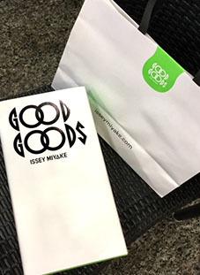 2018830d代官山goodgoodsプレお土産