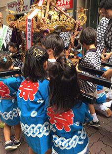 2018916渋谷金王神社祭り2